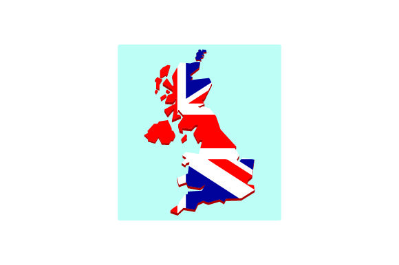 Download Free Map Of Uk Cartoon Style Archivos De Corte Svg Por Creative for Cricut Explore, Silhouette and other cutting machines.