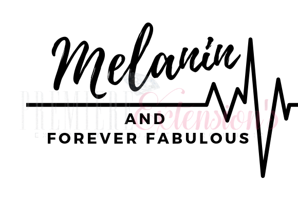 Download Free Melanin And Forever Fabulous Svg Graphic By Premiereextensions SVG Cut Files