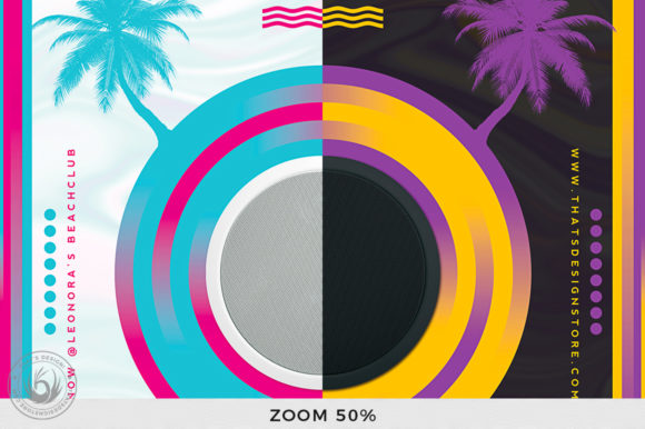 Minimal Summer Flyer Template V3 Graphic By ThatsDesignStore Image 7