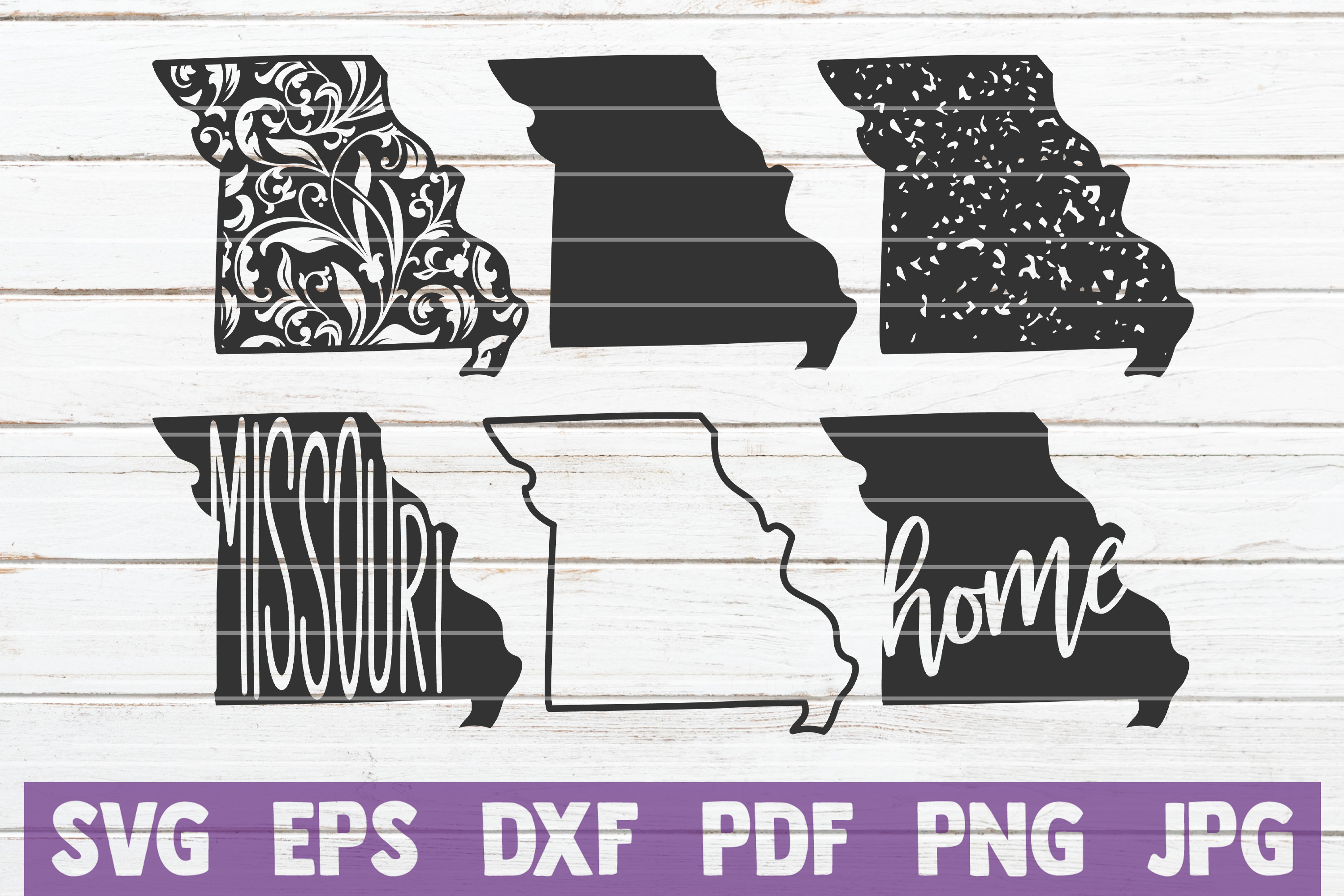 Download Free Missouri State Bundle Graphic By Mintymarshmallows Creative for Cricut Explore, Silhouette and other cutting machines.