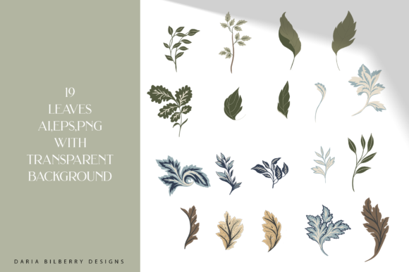 Morris Grace Collection Graphic Illustrations By BilberryCreate - Image 3