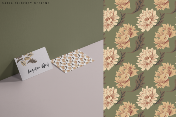 Morris Grace Collection Graphic Illustrations By BilberryCreate - Image 7