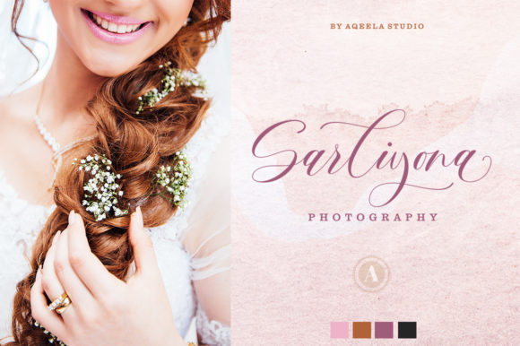 Print on Demand: Mortyni Script & Handwritten Font By Aqeela Studio - Image 9