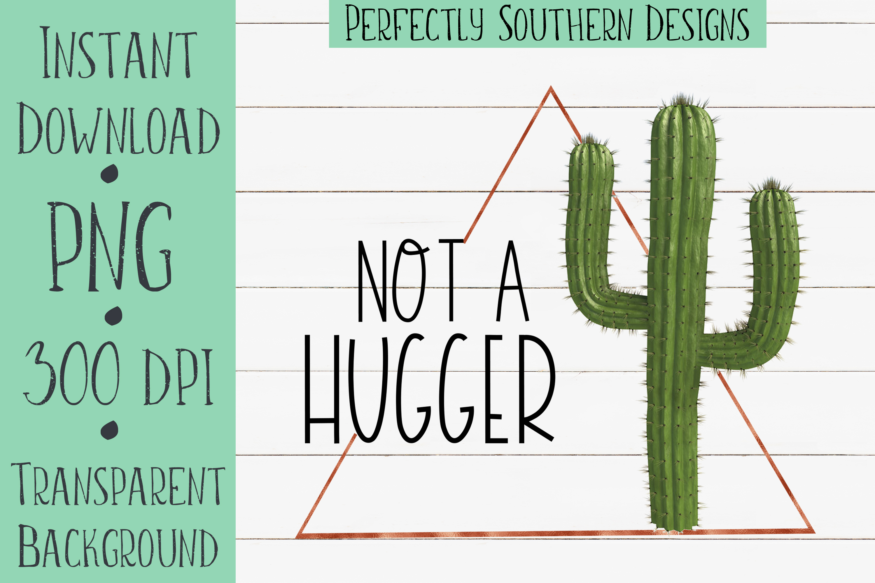 Download Free Not A Hugger Graphic By Perfectlysoutherndesigns Creative Fabrica for Cricut Explore, Silhouette and other cutting machines.