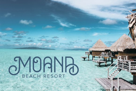 Oceania Font By herbanuts Image 7