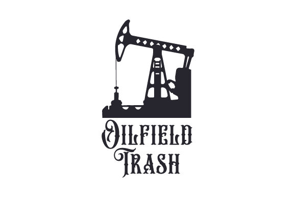 Download Free Oilfield Trash Svg Cut File By Creative Fabrica Crafts Creative Fabrica for Cricut Explore, Silhouette and other cutting machines.