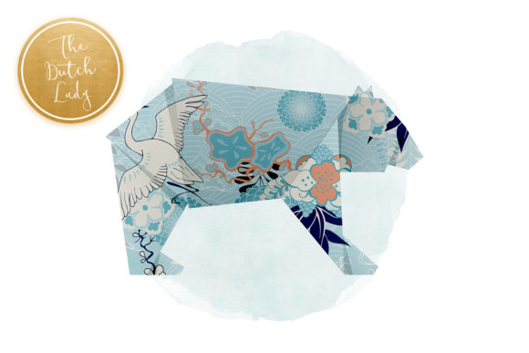 Print on Demand: Origami Animals Clipart Set Graphic Illustrations By daphnepopuliers - Image 2