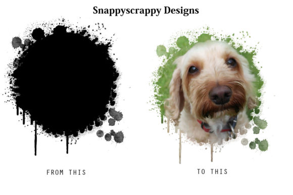 Photo Masks Graphic Add-ons By Snappyscrappy