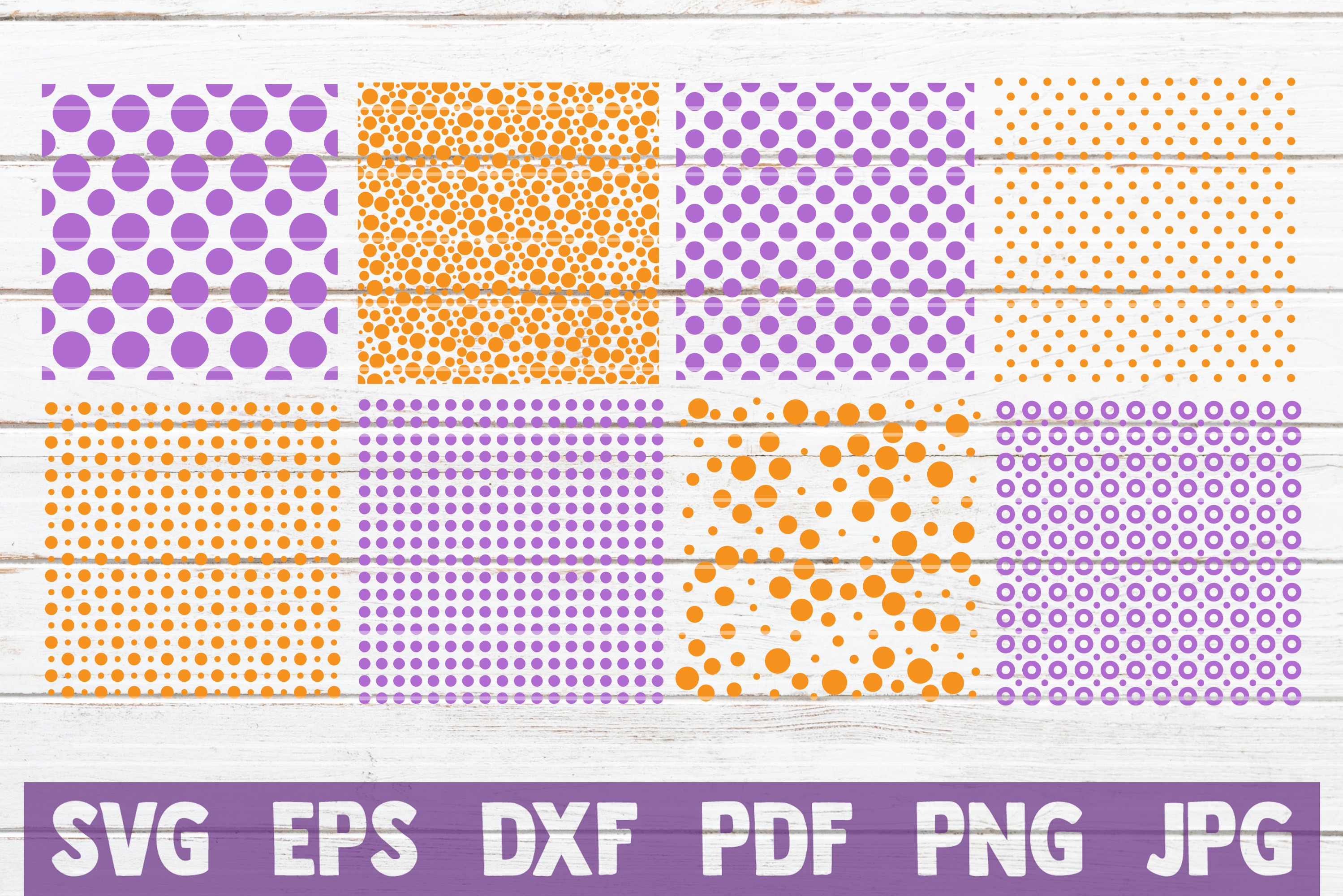 Download Free Polka Dot Pattern Svg Cut Files Graphic By Mintymarshmallows for Cricut Explore, Silhouette and other cutting machines.