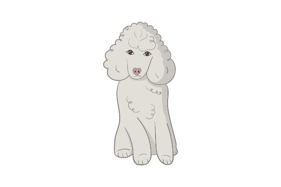Download Free Poodle Dog Svg Cut File By Creative Fabrica Crafts Creative for Cricut Explore, Silhouette and other cutting machines.