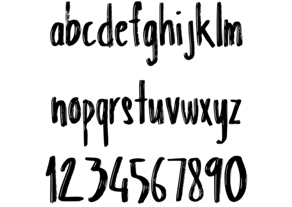 Poster Font By lunarctic Image 4