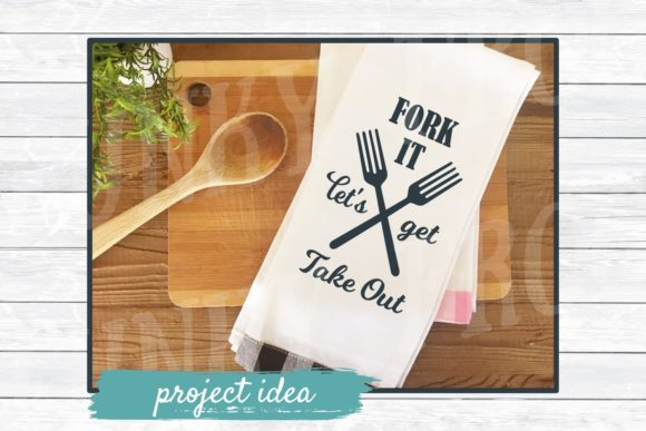Pun Kitchen Art Bundle 1 Graphic Crafts By funkyfrogcreativedesigns - Image 2