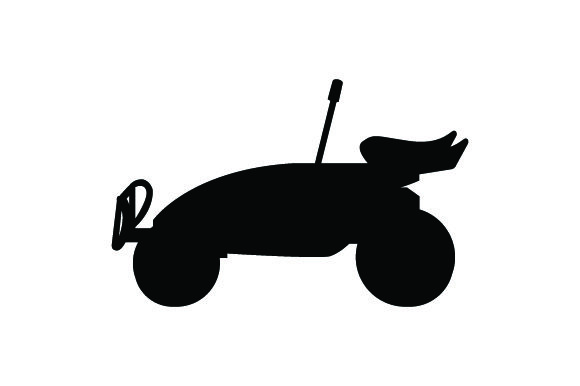 Download Free Rc Car Side View Svg Cut File By Creative Fabrica Crafts for Cricut Explore, Silhouette and other cutting machines.