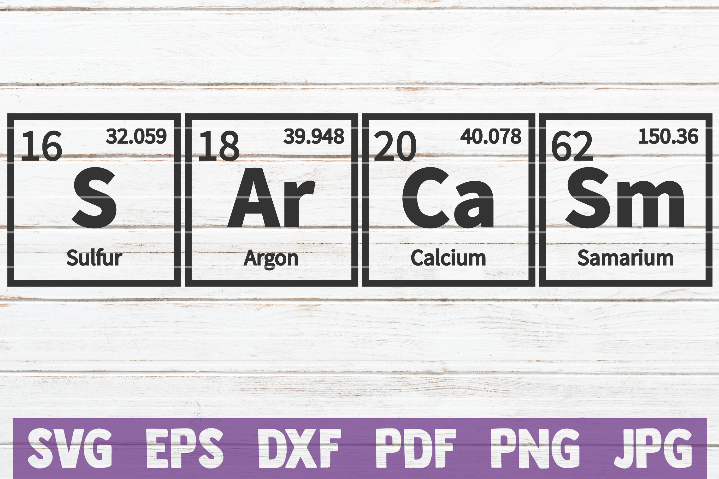Download Free Sarcasm Periodic Table Svg Cut File Graphic By Mintymarshmallows for Cricut Explore, Silhouette and other cutting machines.