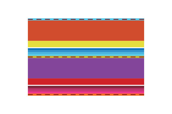 Serape Mexican Blanket Pattern Craft Design By Creative Fabrica Crafts Image 1