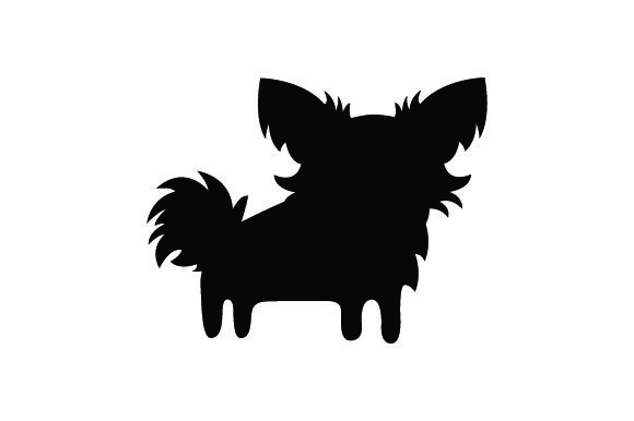 Download Free Small Dog With Big Ears Svg Cut File By Creative Fabrica Crafts for Cricut Explore, Silhouette and other cutting machines.