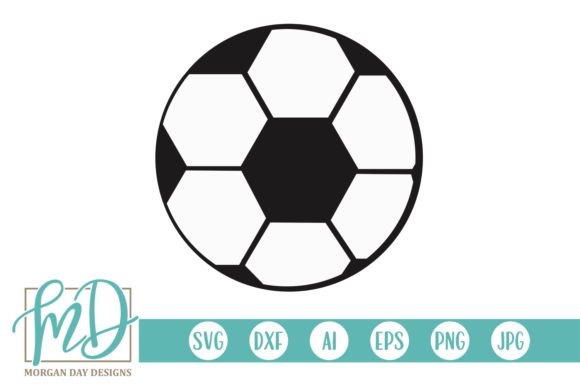 Download Free Soccer Svg Graphic By Morgan Day Designs Creative Fabrica for Cricut Explore, Silhouette and other cutting machines.