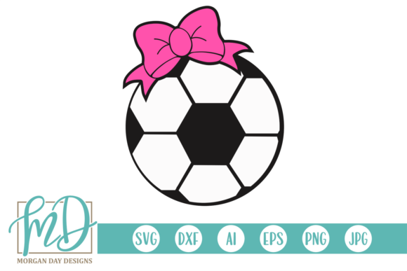 Print on Demand: Soccer Graphic Crafts By Morgan Day Designs