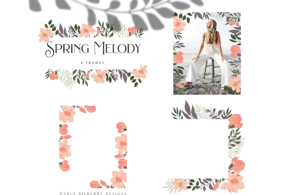 Spring Melody Graphic Illustrations By BilberryCreate - Image 9