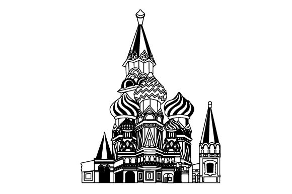 St Basil S Cathedral Craft Design By Creative Fabrica Crafts Image 2