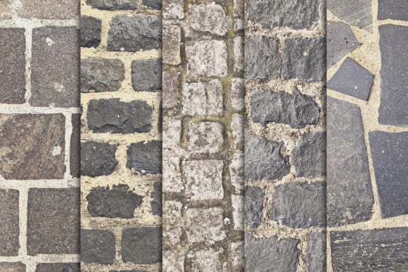 Stone Floor Textures Graphic By SmartDesigns Image 2