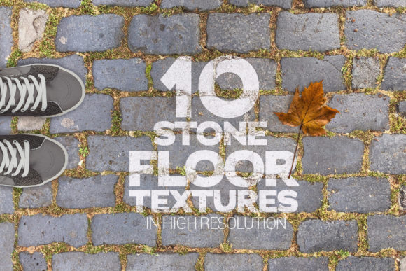 Stone Floor Textures Graphic By SmartDesigns Image 1