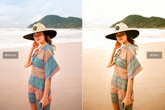 Download Free Suntan Mobile Desktop Lightroom Preset Graphic By Creative for Cricut Explore, Silhouette and other cutting machines.