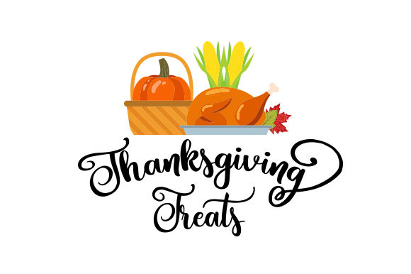 Download Free Thanksgiving Treats Svg Cut File By Creative Fabrica Crafts for Cricut Explore, Silhouette and other cutting machines.