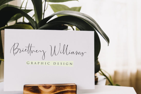Print on Demand: The Fantastic Script & Handwritten Font By Sulthan Studio - Image 5