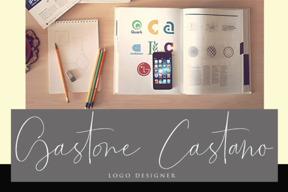 Print on Demand: The Fantastic Script & Handwritten Font By Sulthan Studio - Image 6