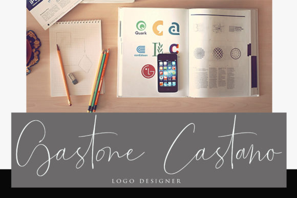 Print on Demand: The Fantastic Script & Handwritten Font By Sulthan Studio - Image 7