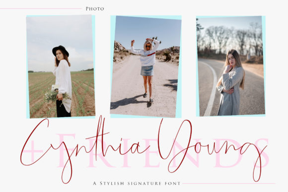 Print on Demand: The Fantastic Script & Handwritten Font By Sulthan Studio - Image 8