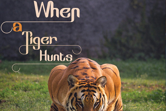 Print on Demand: The Jungle Display Font By Black Lotus - Image 4