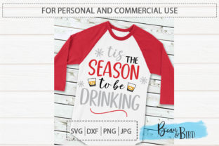 Tis the Season-Drinking Graphic By Jessica Maike