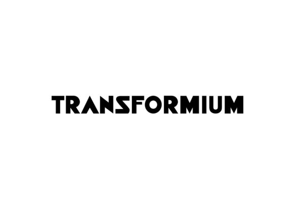 Print on Demand: Transformium Sans Serif Font By valian