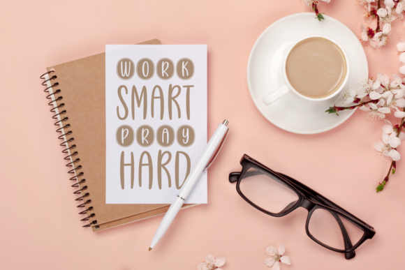 Print on Demand: Tricky Tips Script & Handwritten Font By Situjuh - Image 4