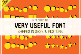 Very Useful Font By GraphicsBam Fonts