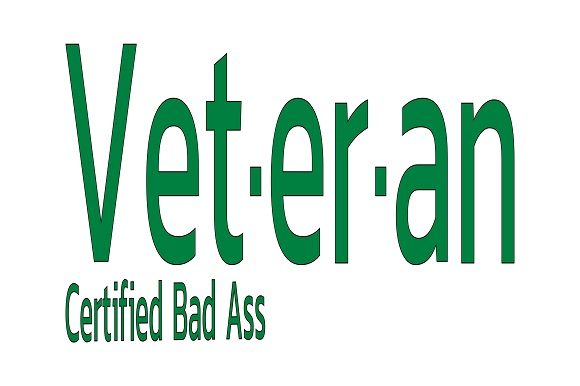 Veteran Graphic Crafts By Family Creations