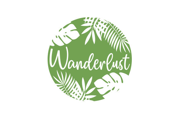 Wanderlust Craft Design By Creative Fabrica Crafts Image 1