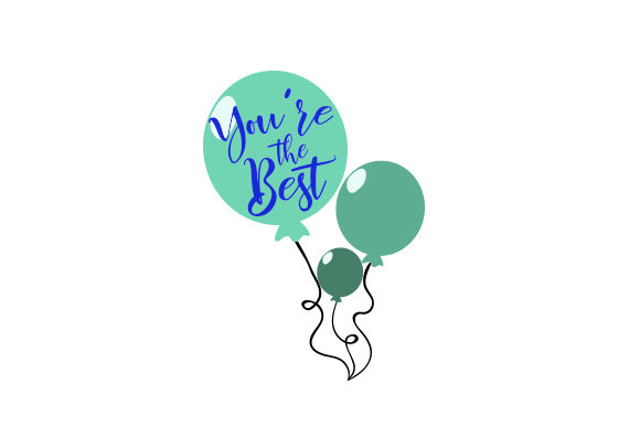 You're the Best Friendship Craft Cut File By Creative Fabrica Crafts