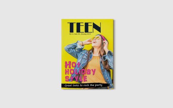 Print on Demand: 10 Fashion Magazine Template Covers Graphic Print Templates By denestudios - Image 4