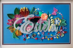 Quilling Tutorial: Master the art of paper crafting