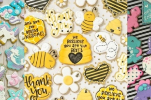 How to create beautiful cookie art with royal icing