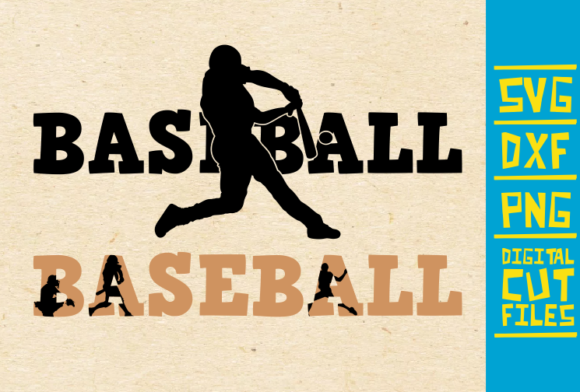 Download Free 2x Baseball Player Graffiti Graphic By Svgyeahyouknowme for Cricut Explore, Silhouette and other cutting machines.