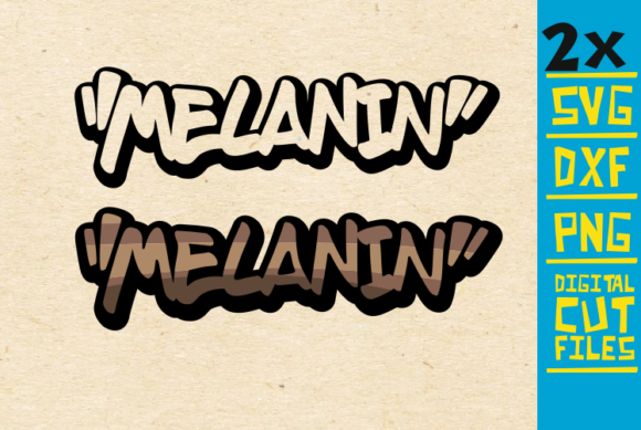 Download Free 2x Melanin Graffiti Svg Black Woman Graphic By Svgyeahyouknowme for Cricut Explore, Silhouette and other cutting machines.