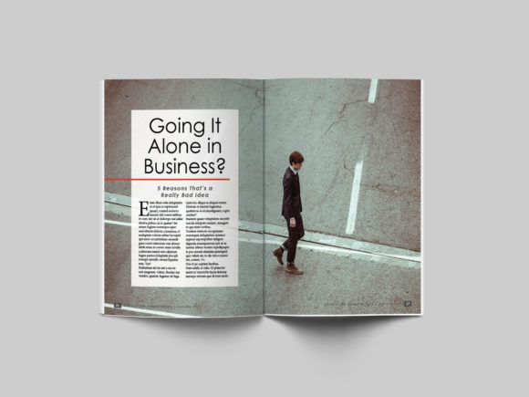 32 Page Business Magazine Template Graphic By denestudios Image 16