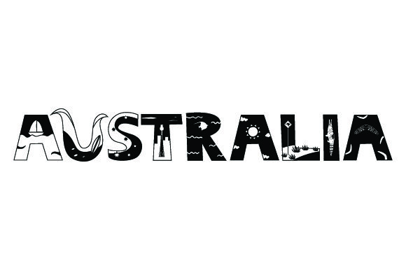 Download Free Australia Svg Plotterdatei Von Creative Fabrica Crafts for Cricut Explore, Silhouette and other cutting machines.