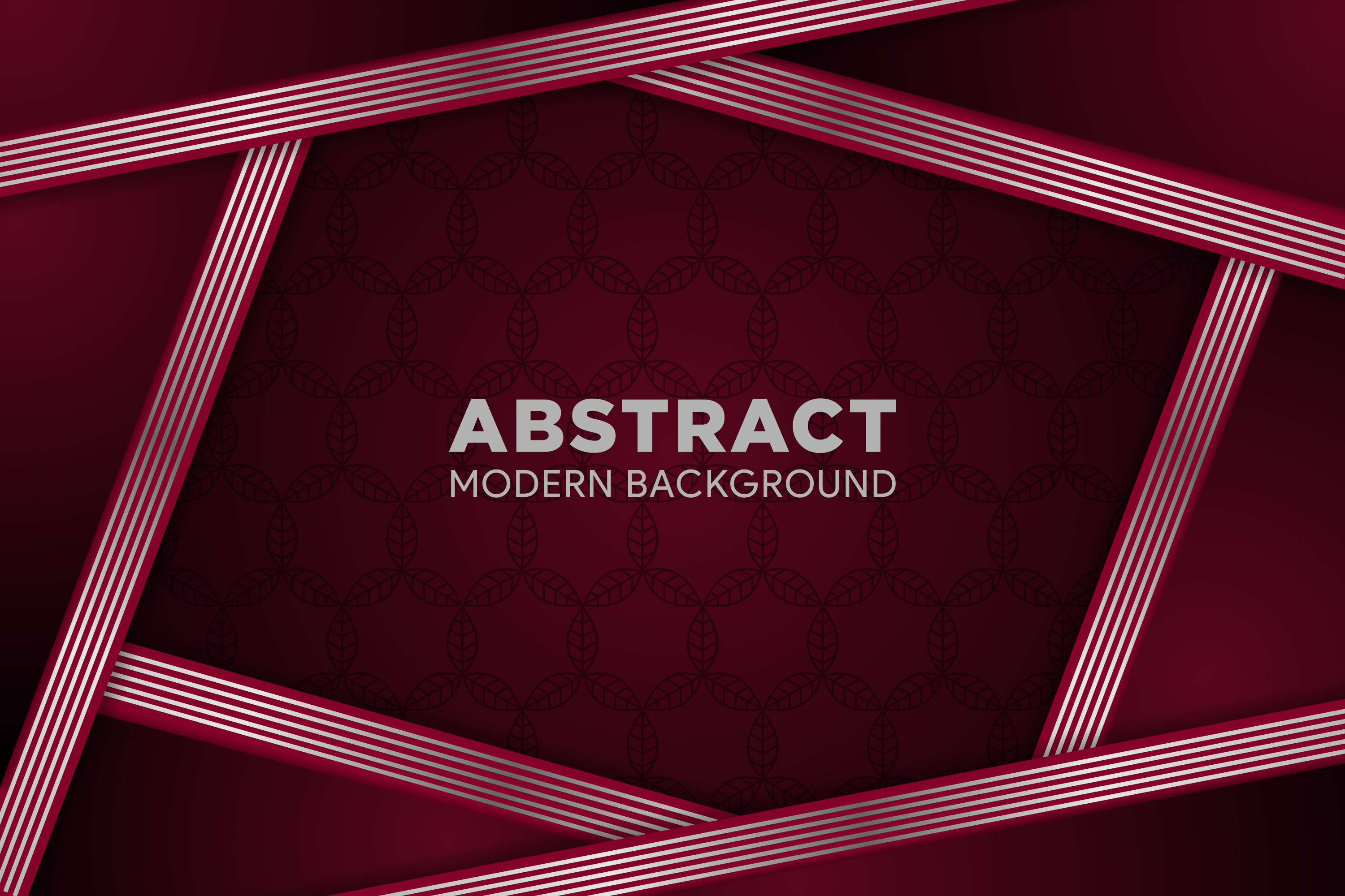 Download Free Abstract Background Foliage Pattern Red Graphic By Noory Shopper SVG Cut Files
