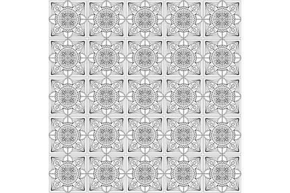 Abstract Vector Pattern Illustration Graphic By rohmar