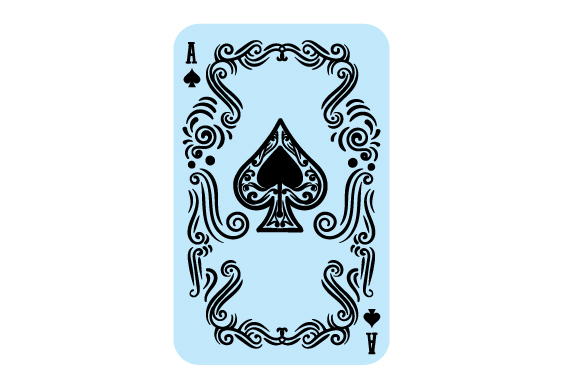 Download Free Ace Of Spades Archivos De Corte Svg Por Creative Fabrica Crafts for Cricut Explore, Silhouette and other cutting machines.
